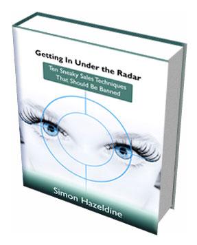 how to get an under the radar spotlight
